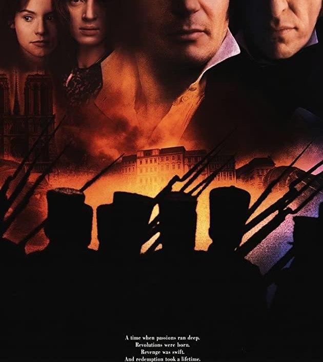 Les Misérables (1998): เหยื่ออธรรม