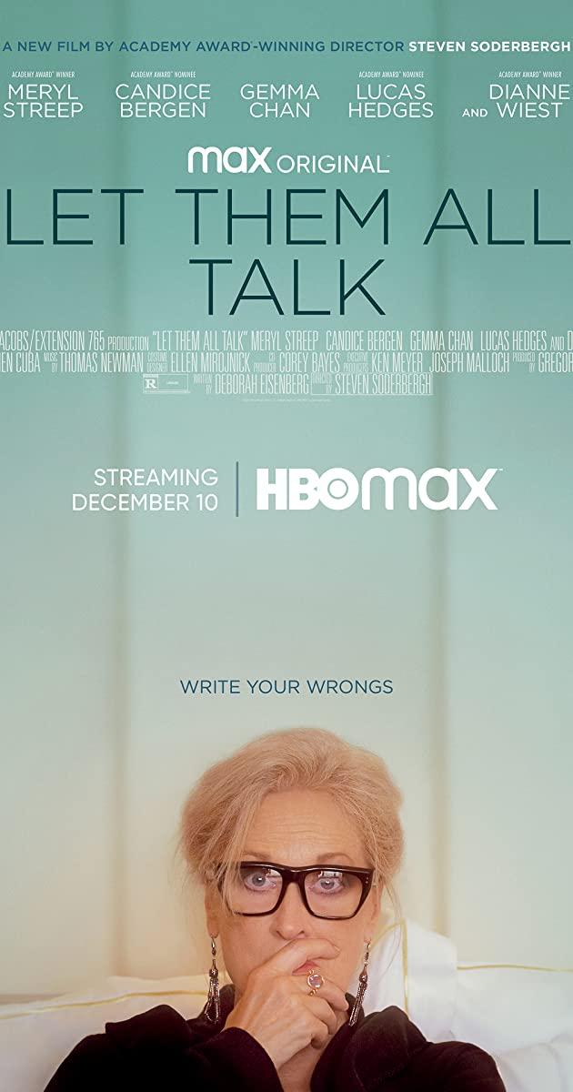 Let Them All Talk (2020): สนทนาภาษาชีวิต