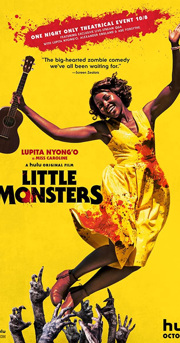 Little Monsters (2019)- ซอมบี้มาแล้วงับ