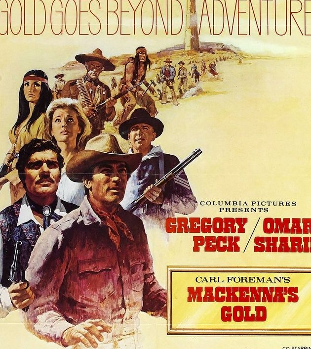 Mackenna's Gold (1969) : ขุมทองแม็คเคนน่า