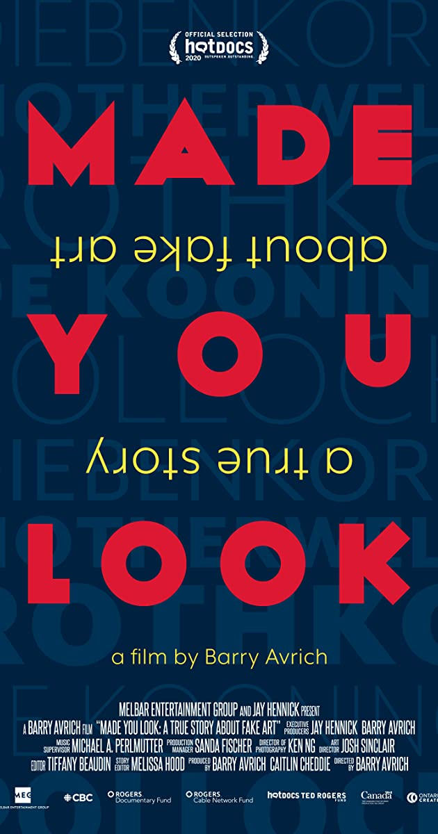 Made You Look: A True Story About Fake Art (2020): ศิลป์สร้าง งานปลอม