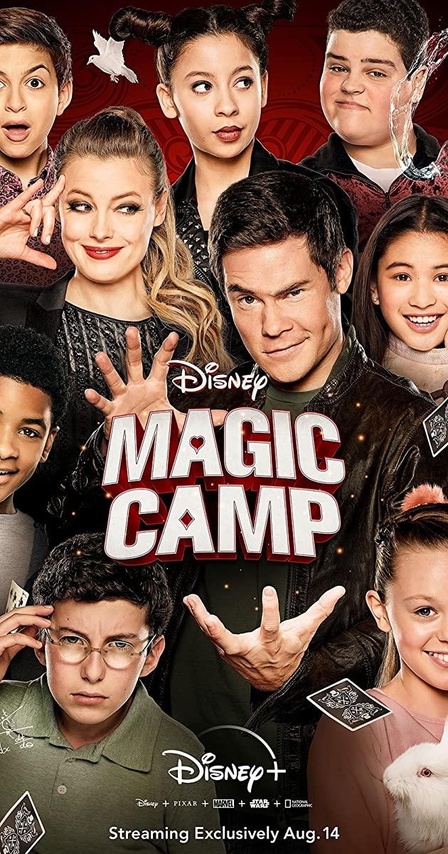 Magic Camp (2020): ค่ายป่วน ก๊วนมายากล