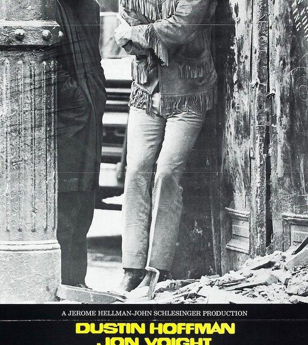 Midnight Cowboy (1969): คาวบอยตกอับย่ำกรุง