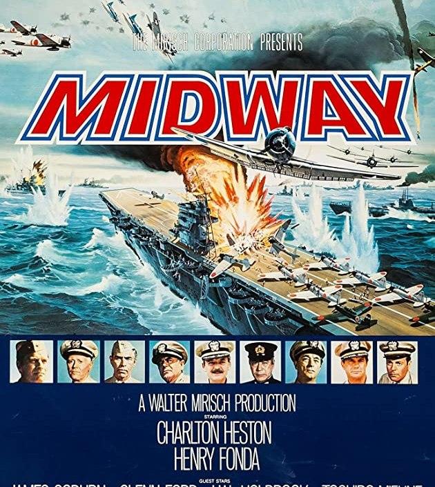 Midway (1976): ยุทธภูมิ มิดเวย์