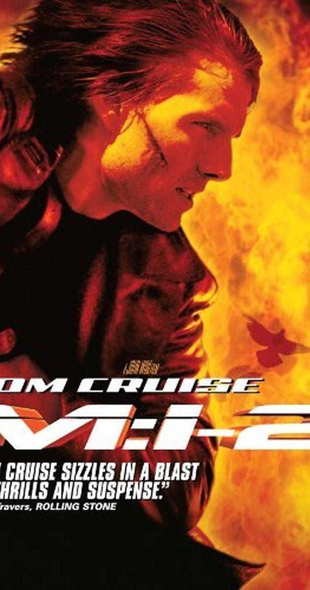 Mission: Impossible II (2000): ผ่าปฏิบัติการสะท้านโลก