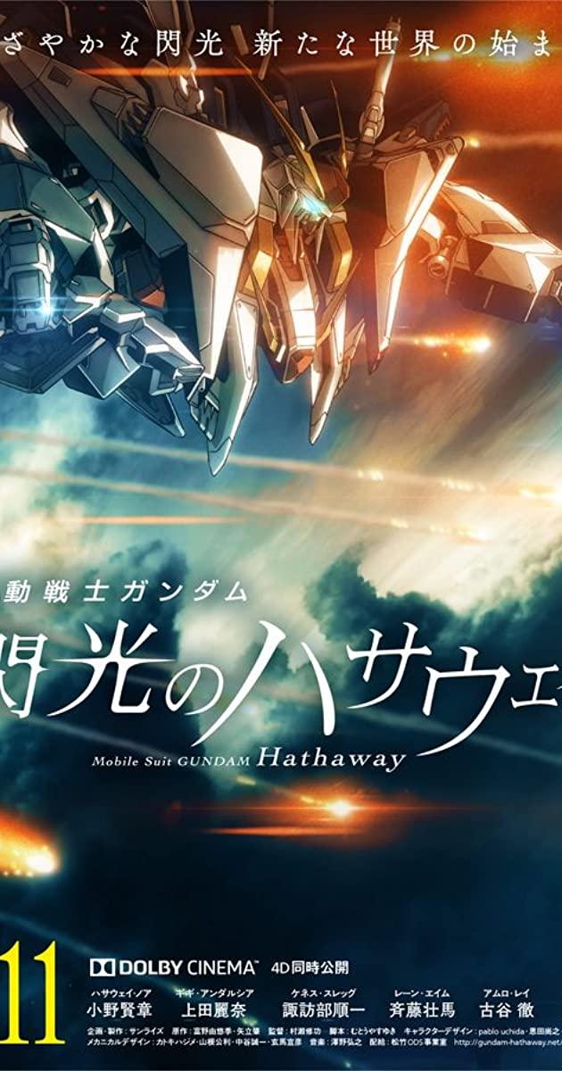 Mobile Suit Gundam Hathaway 2021