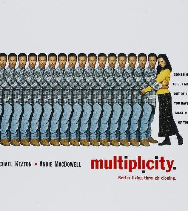 Multiplicity (1996): 4 แฝดพันธุ์โก้เก๋