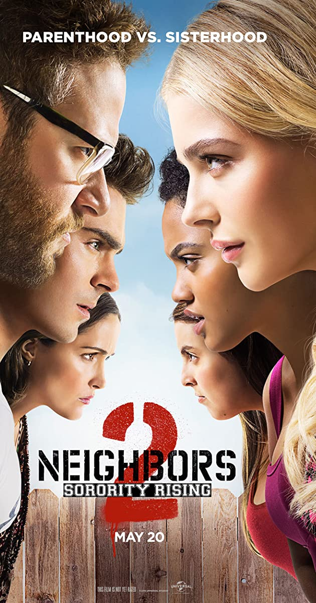 Neighbours 2: Sorority Rising (2016): เพื่อนบ้าน มหา(บรร)ลัย 2