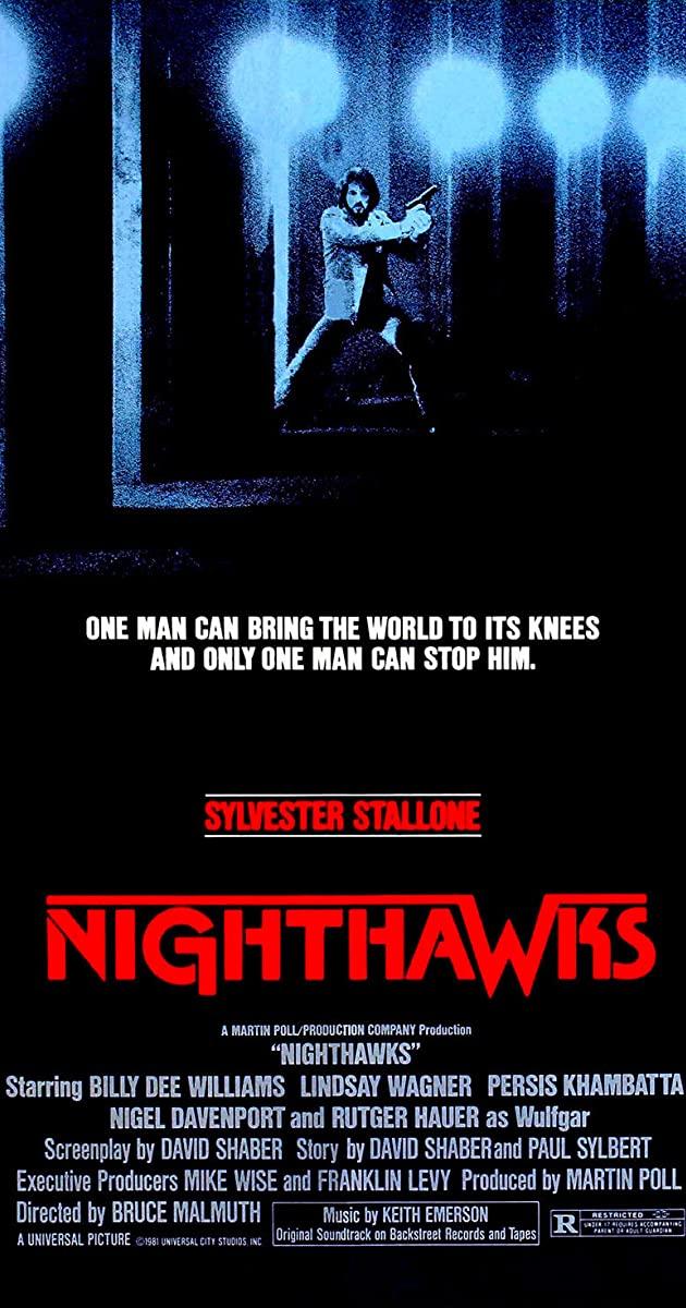 Nighthawks (1981): สองคมเฉือนเขี้ยว