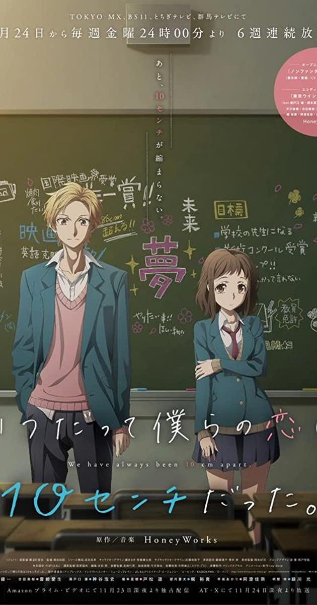 Our love has always been 10cm apart TV Mini-Series (2017): รักระยะห่าง 10 ซม.