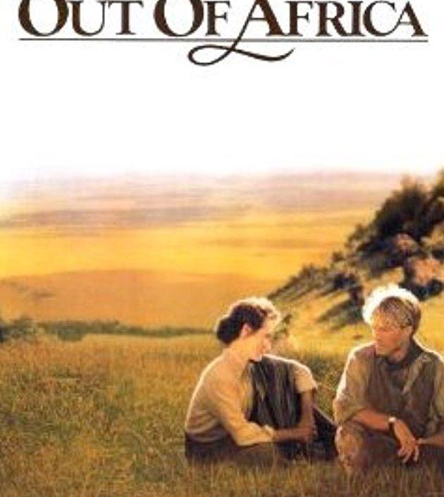 Out of Africa (1985): รักที่ริมขอบฟ้า