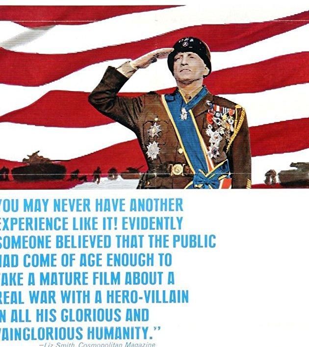 Patton (1970) : นายพลกระดูกเหล็ก