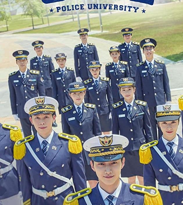 Police University TV Series (2021)