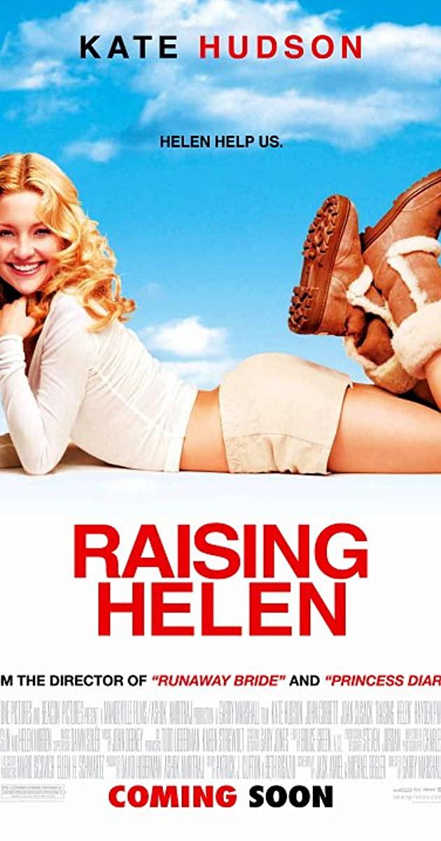 Raising Helen (2004): พี่เลี้ยงมือใหม่หัวใจสีชมพู