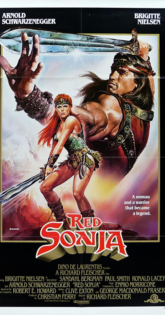 Red Sonja (1985): โคแนน ตอน ซอนย่า ราชินีแดนเถื่อน