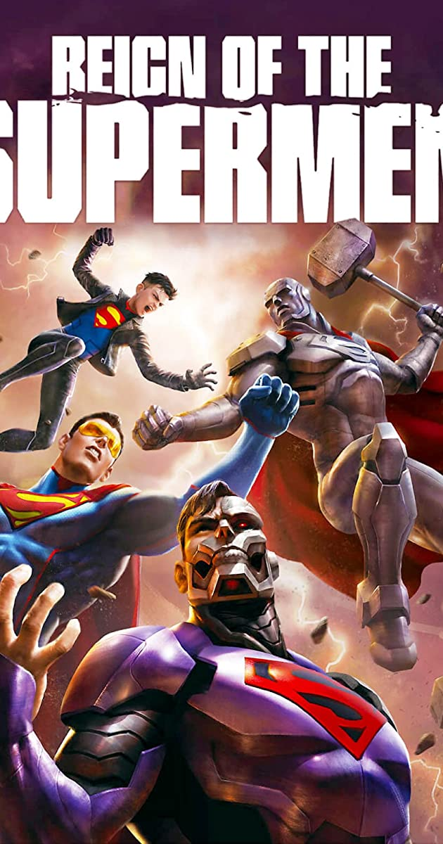 Reign of the Supermen 2019