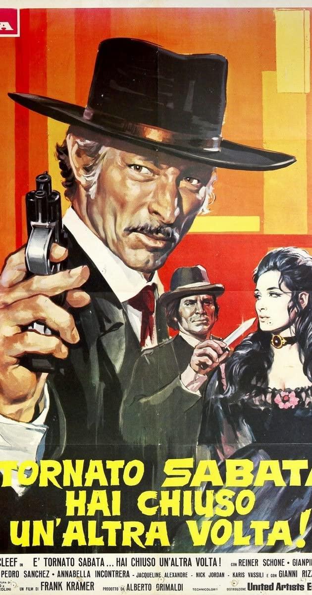 Return of Sabata (1971): ซาบาต้า ปืนมหัศจรรย์