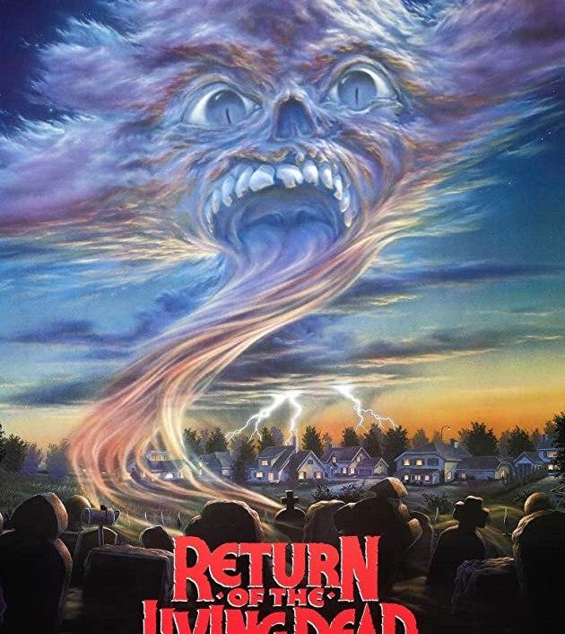 Return of the Living Dead II (1988) : ผีลืมหลุม 2