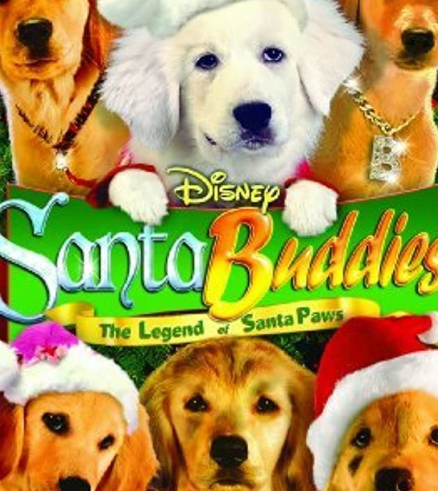 Santa Buddies (2009): แก๊งน้องหมาป่วนคริสต์มาส