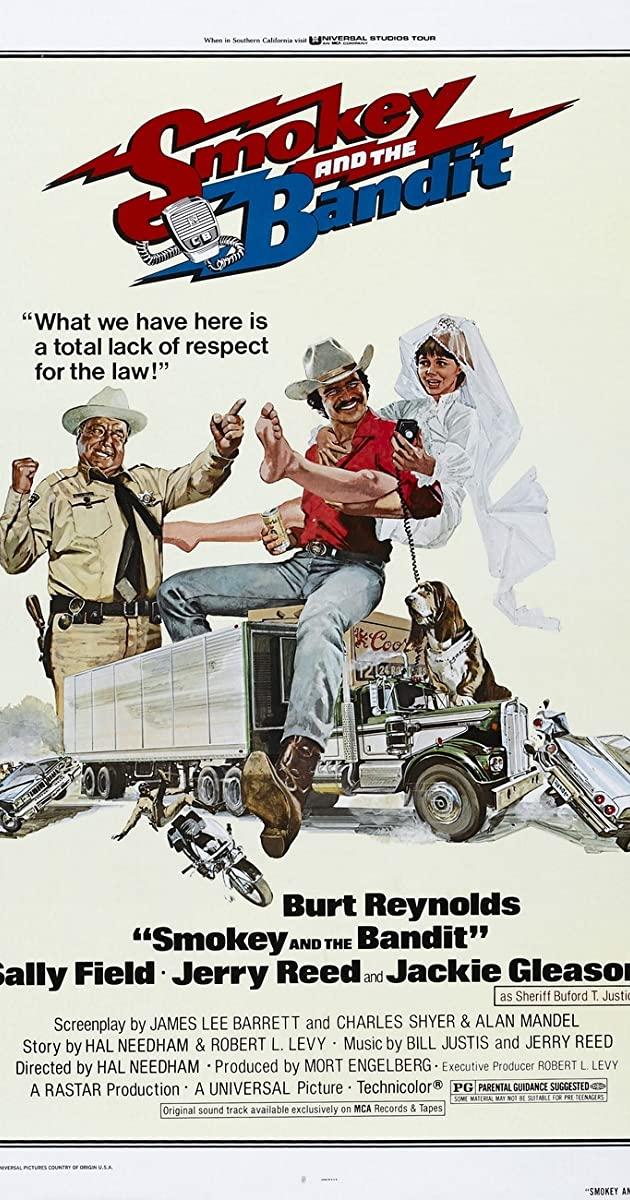Smokey and the Bandit (1977): รักสี่ล้อต้องรอตอนเหาะ