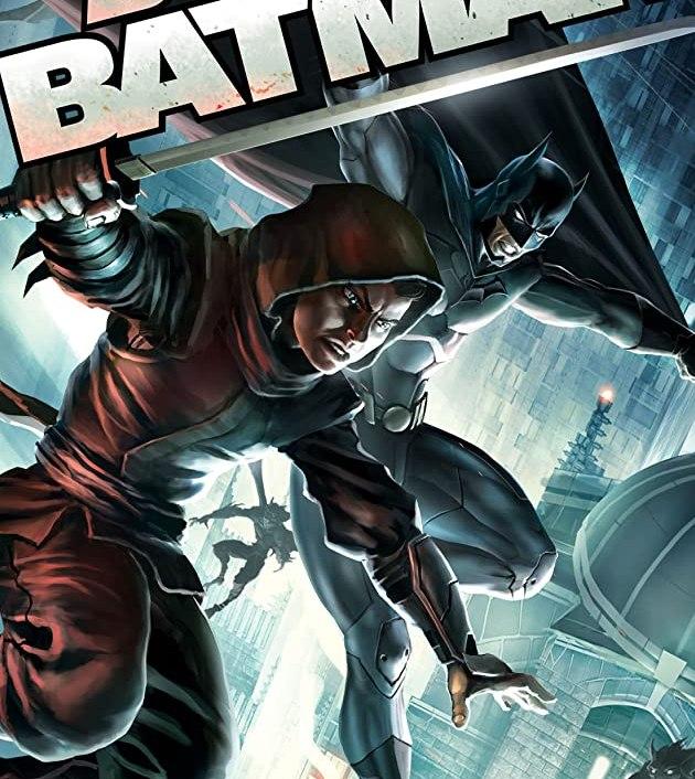 Son of Batman (2014): ทายาทแบทแมน