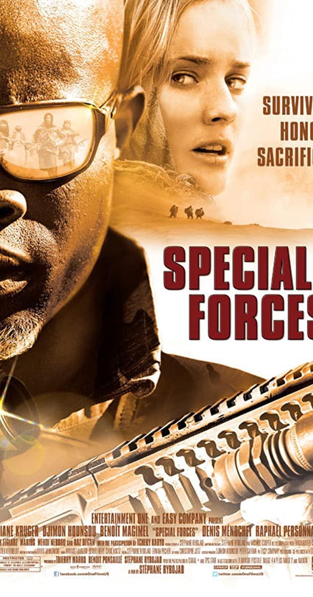 Special Forces (2011): แหกด่านจู่โจมสายฟ้าแลบ