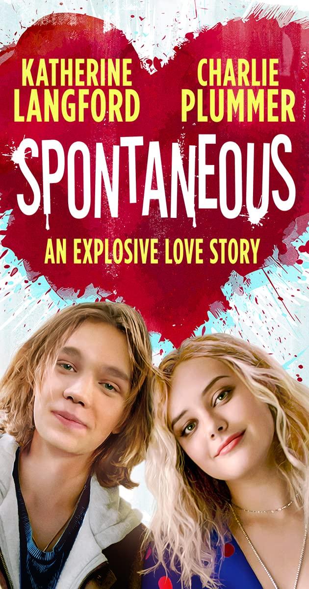 Spontaneous (2020): ร่างระเบิด