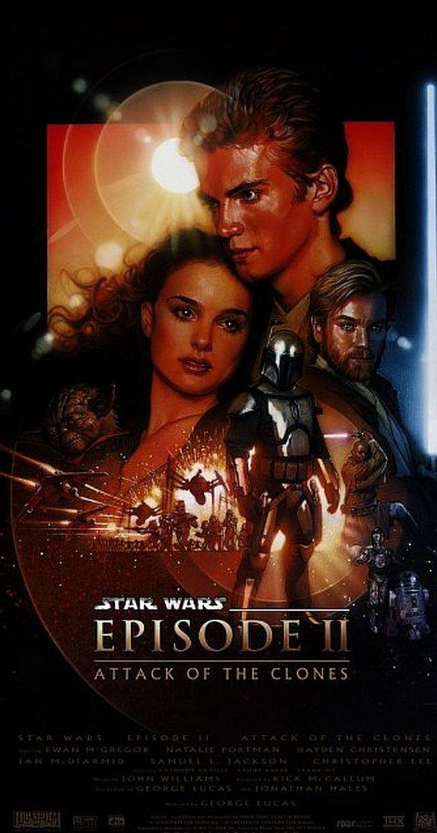 Star Wars: Episode II - Attack of the Clones (2002): กองทัพโคลนส์จู่โจม