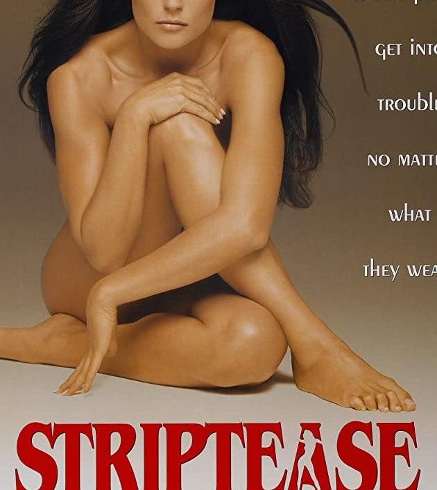 Striptease (1996): หัวใจนี้หยุดโลกได้