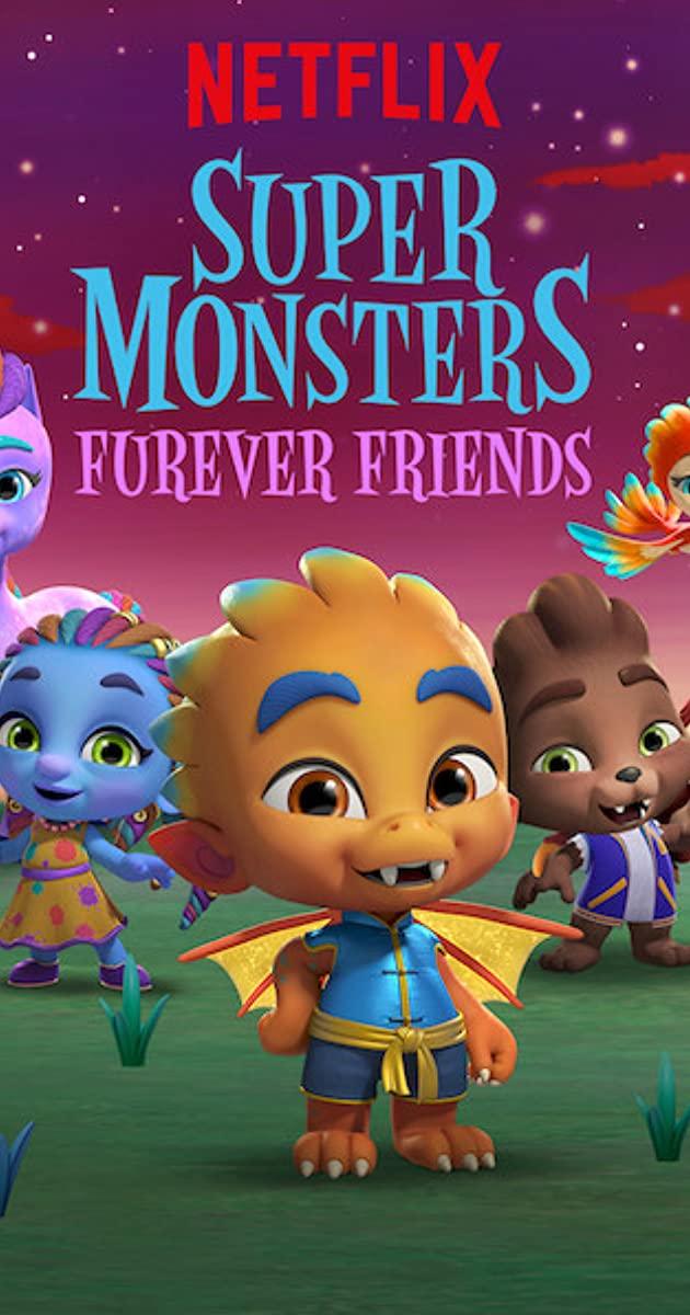 Super Monsters Furever Friends (2019): อสูรน้อยวัยป่วนกับเพื่อนรักขนฟู
