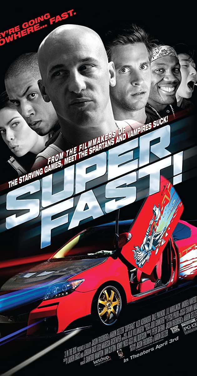 Superfast! (2015): ฟาสต์เจ็บ เร็ว...แรง ทะลุฮา