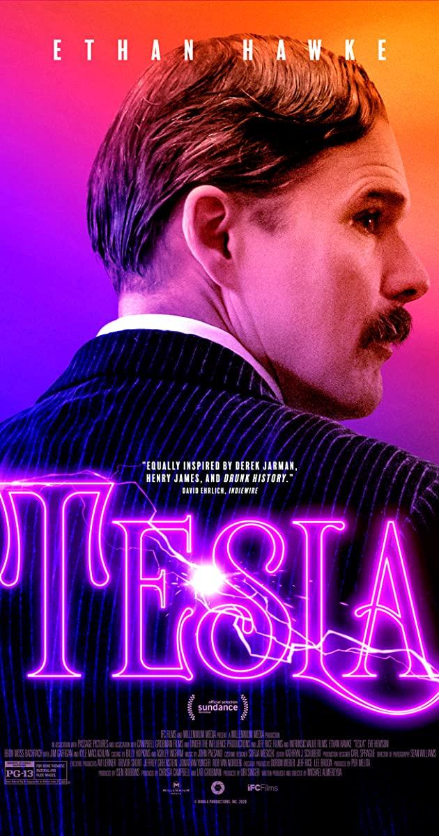 Tesla (2020)- เทสลา คนล่าอนาคต
