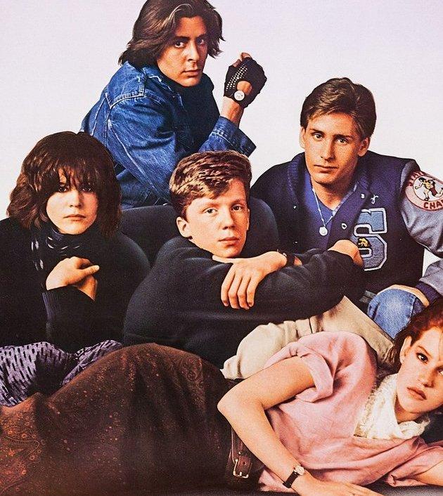 The Breakfast Club (1985): เดอะ เบรคฟาสท์ คลับ