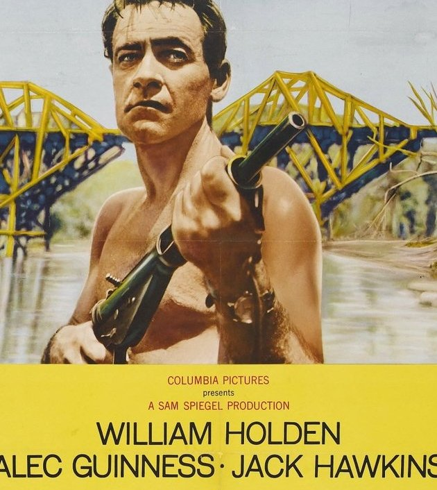 The Bridge on the River Kwai (1957) : สะพานข้ามแม่น้ำแคว