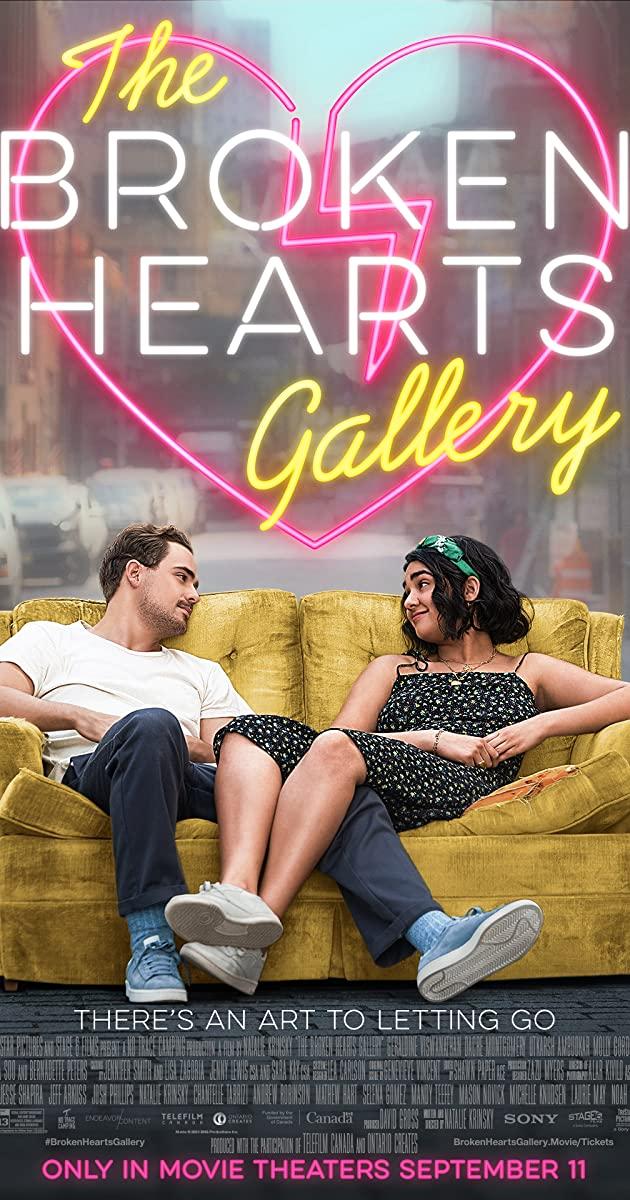 The Broken Hearts Gallery (2020): ฝากรักไว้ในแกลเลอรี่