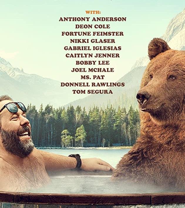 The Cabin with Bert Kreischer TV Series (2020): ปลีกวิเวกกับเบิร์ต ไครส์เชอร์
