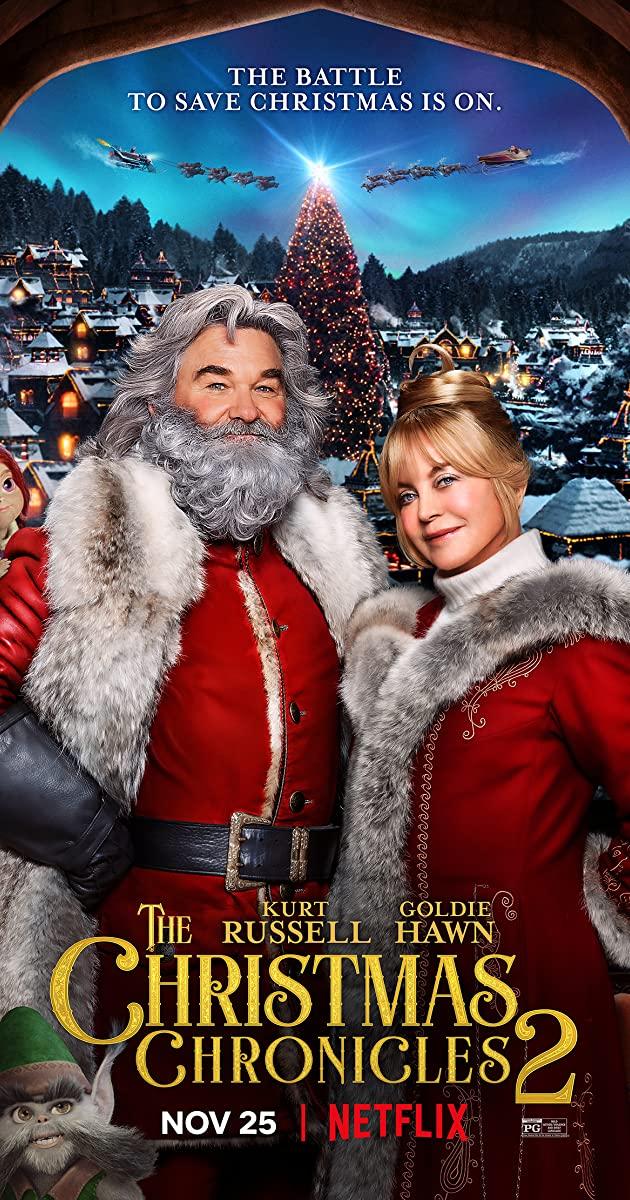 The Christmas Chronicles 2 (2020)