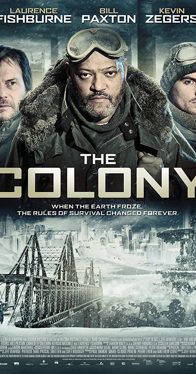 The Colony (2013): เมืองร้างนิคมสยอง
