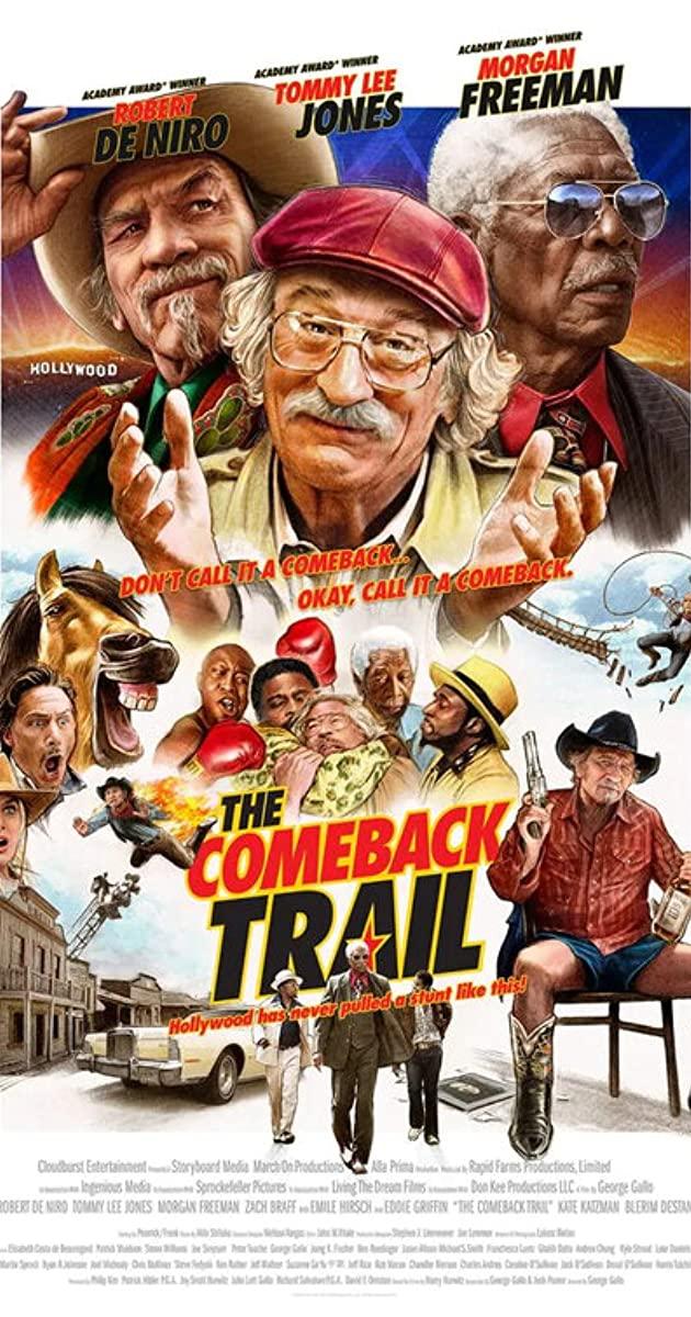 The Comeback Trail (2020)
