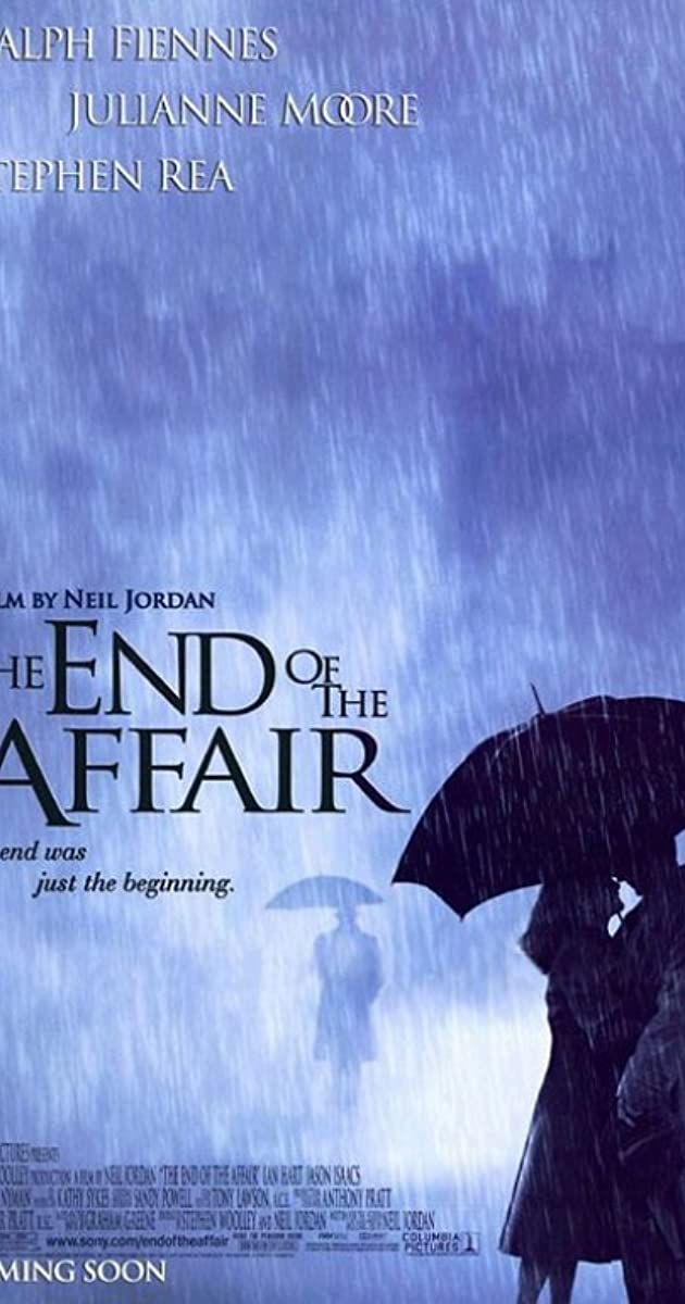 The End of the Affair (1999): สุดทางรัก