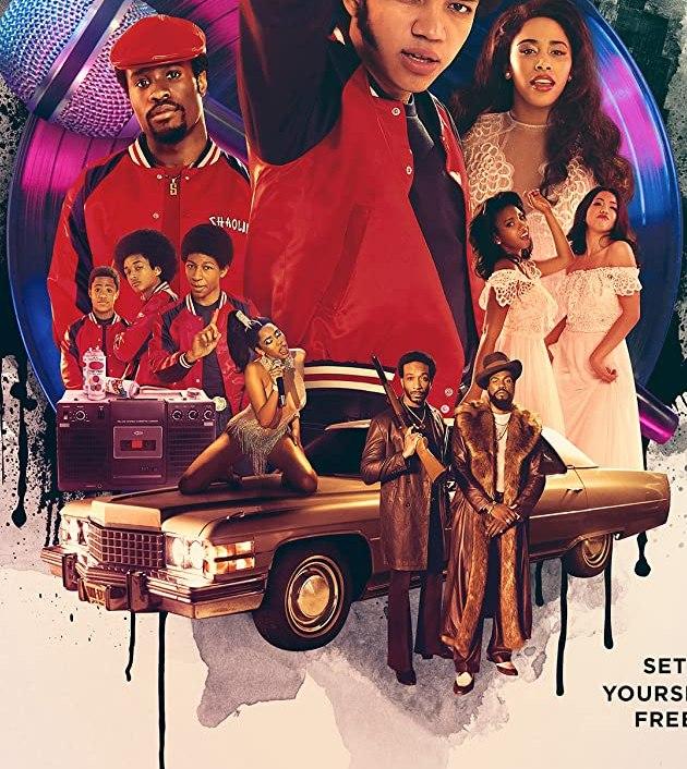 The Get Down TV Series (2016): แร็พท้าโลก