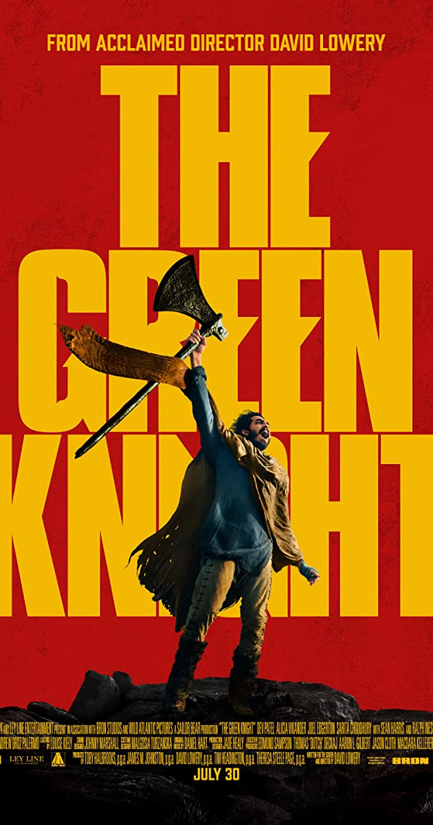 The Green Knight (2021)