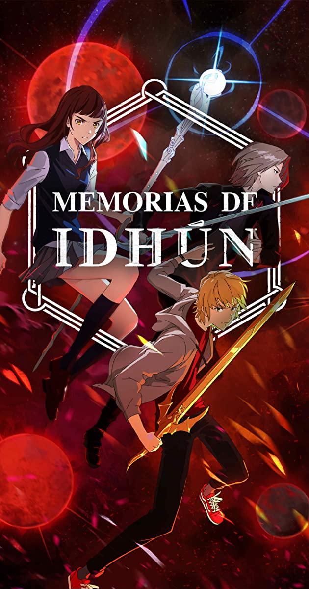 The Idhun Chronicles TV Series (2020)