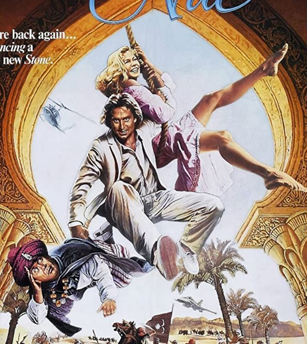 The Jewel of the Nile (1985)