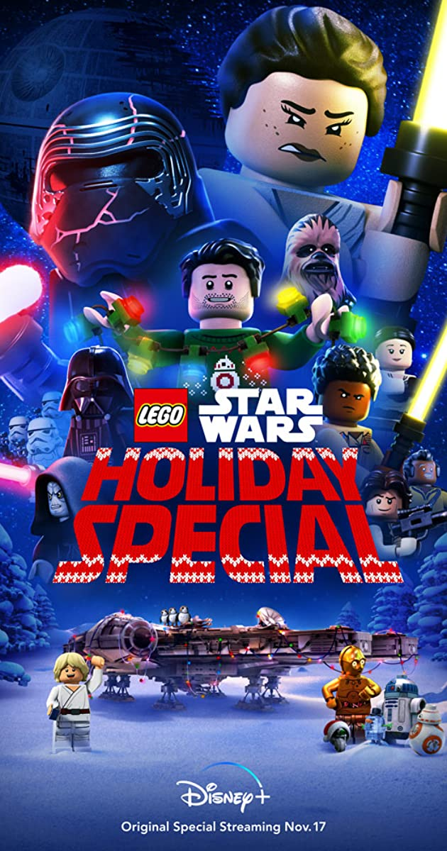 The Lego Star Wars Holiday Special TV Movie 2020