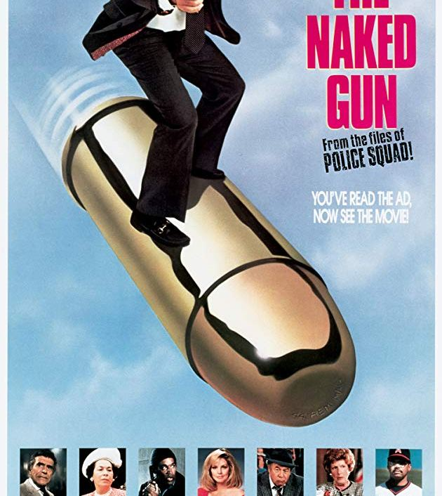 The Naked Gun: From the Files of Police Squad! (1988): ปืนเปลือย ภาค 1