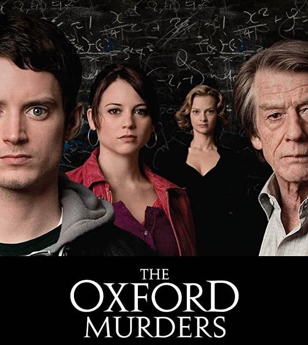 The Oxford Murders (2008) :สืบจากคณิตศาสตร์