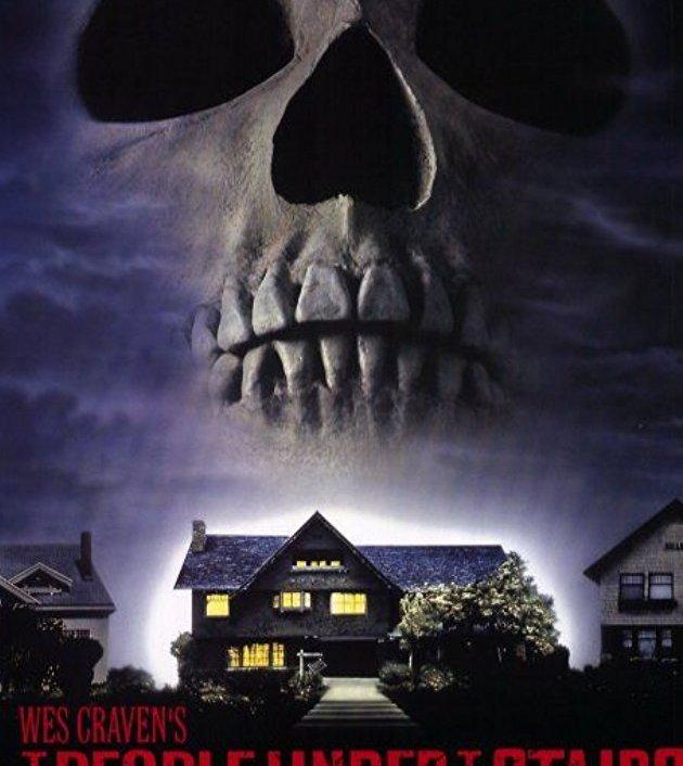 The People Under the Stairs (1991) : บ้านกระตุกอย่าอยู่เดี่ยว