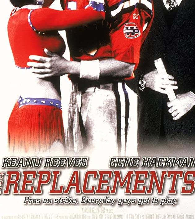 The Replacements (2000): ทีมอึด หัวใจสะโอด