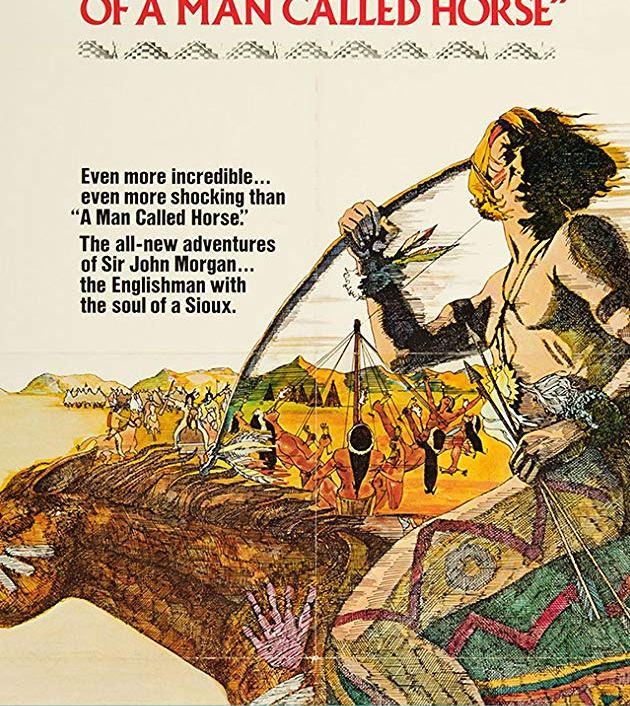 The Return of a Man Called Horse (1976): ยอดคนแดนเถื่อน ภาค 2